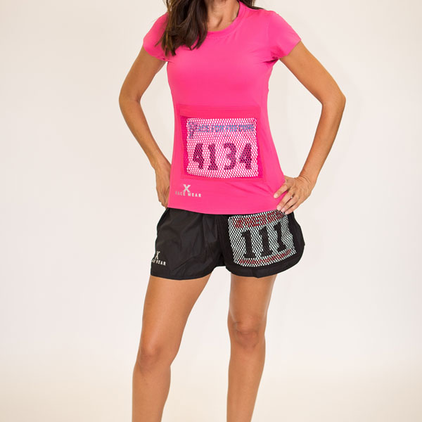 Women's Pink Running Shirt